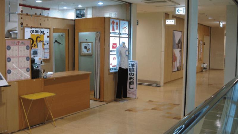 マジックミシン エトレ豊中店