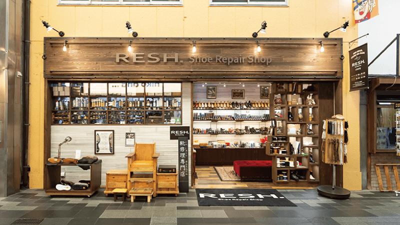 RESH 京都店